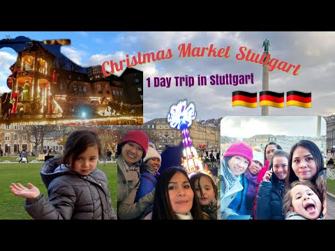 stuttgart-christmas-market-|-one-day-trip-to-stuttgart-|-episode-1/2-|-german-christmas-market-|