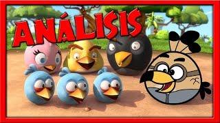 Análisis a Angry Birds The Ride (Loquendo)