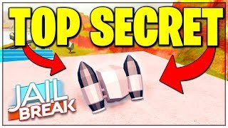 TOP 5 SECRET YOU DIDN'T KNOW EXISTED INSIDE JAILBREAK ROBLOX SEASON 3!