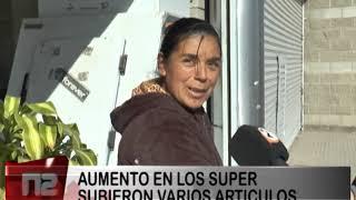 INTRANQUILIDAD CON LOS PRECIOS TRAS LA SUBA DEL DÓLAR