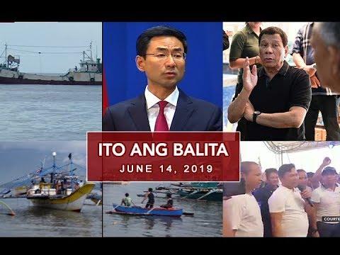 UNTV: Ito Ang Balita (June 14, 2019)