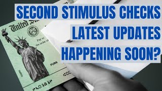 Here is your second stimulus check update. we talk about the senate and round of stimulus. will there be a payment? has second...