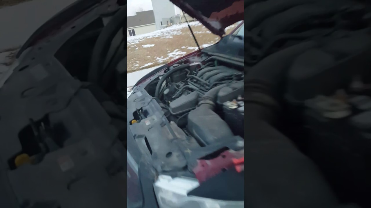 2013 Ford Taurus Purge Valve Solenoid Replacement Youtube