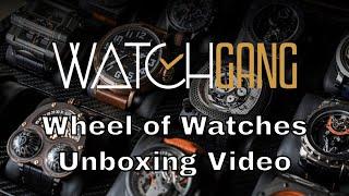 Watch Gang Wheel: Jiusko Speedmaster 9LS01