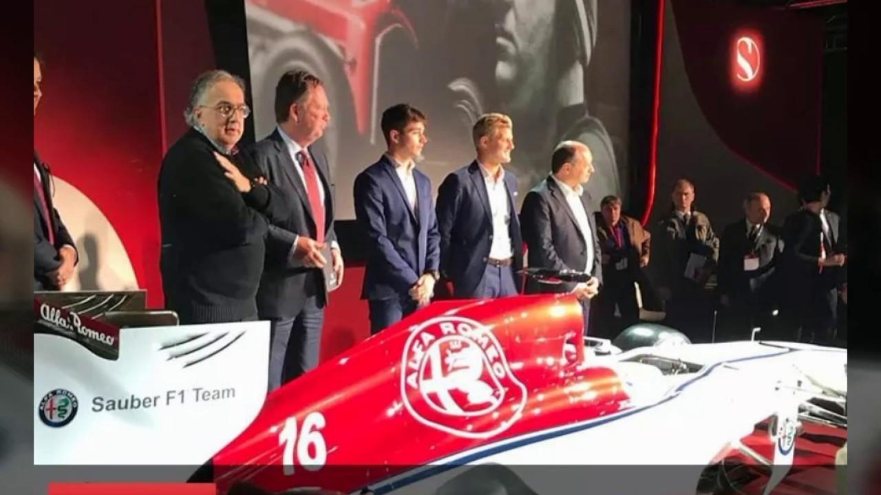 Download Ritorno dell' Alfa Romeo in F1 + presentazione LIVREA