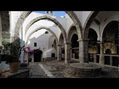 Patmos, Greece - TravelMovies