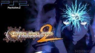 DIGITAL DEVIL SAGA アバタール・チューナー2 PS2実機 / Shin Megami Tensei: Digital Devil Saga 2 - 1080p 60fps