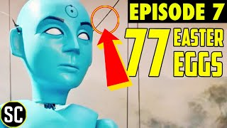 Watchmen 7: Every Easter Egg + Dr Manhattan Reveal EXPLAINED