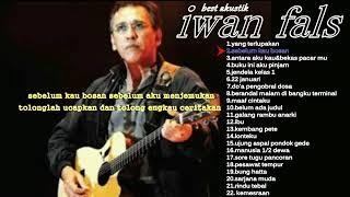 Lirik lagu Iwan fals || full album terbaru