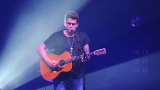 Stop This Train: John Mayer 10/7/18 Modell Lyric Baltimore, MD