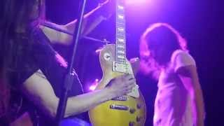 The Blackfires - Gambit, Live in NYC 2014