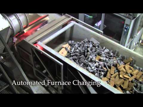 Melting Process for Iron Foundry Furnace