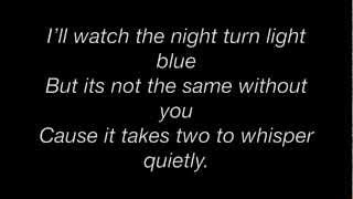 【Broadway Karkat】Vanilla Twilight — Lyrics
