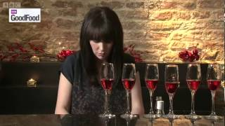 How to make Merry Cherry Fizz Cocktail - GoodFood.com - BBC Food