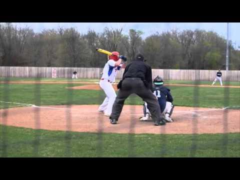 04-12-15 Lincoln Land Baseball Vs Spoon River