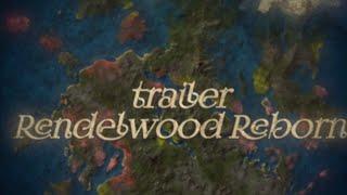 Официальный трейлер сервера майнкрафт - Rendelwood Reborn