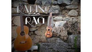 Rapino Rag ukulele guitar duet No.4