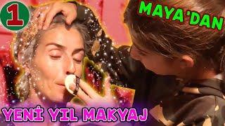 Maya 'dan Aslı 'ya Yılbaşı Makyajı Yılmaz Morgül' le Bitti - 1. Bölüm | Bizim Aile