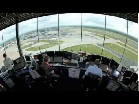 Air Traffic Controller after dinner speech