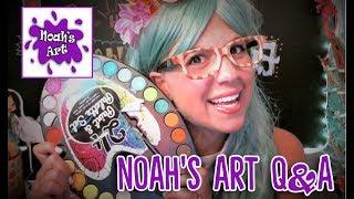 NOAHS ART PARTY INTRODUCTION