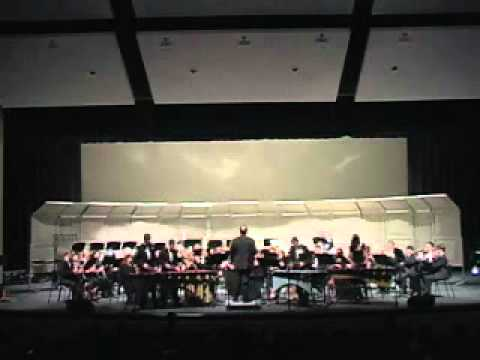 Dizzy Fingers - Syracuse High School Symphonic Band