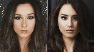 Spencer Hastings/Troian Bellisario (Pretty Little Liars) Makeup Tutorial // Hannah Dorman