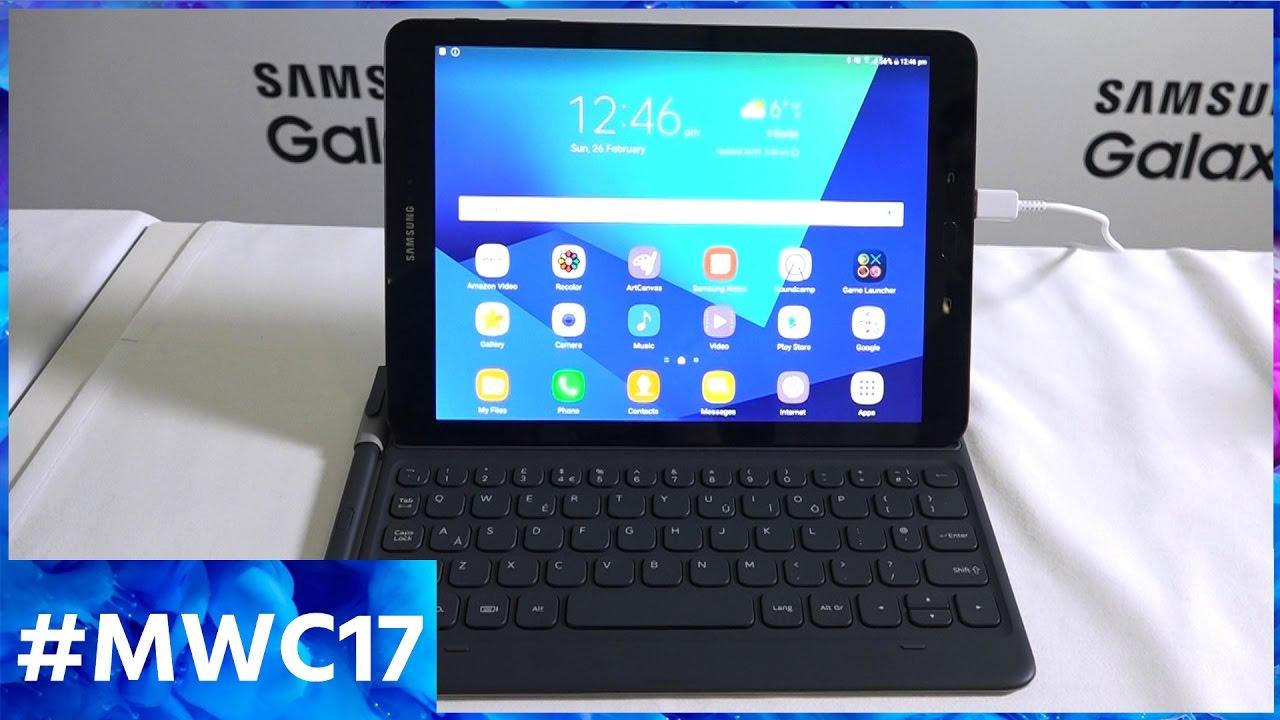 galaxy tab s3 la nouvelle tablette haut de gamme de. Black Bedroom Furniture Sets. Home Design Ideas
