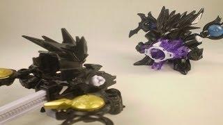 Cross Fight B-Daman - Battle #5 - Stream=Drazeros vs. Twin=Drazeros