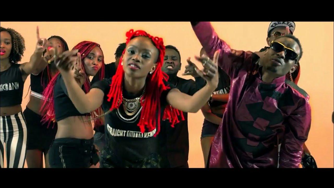 Download RAJVILLE ft STELLA MWANGI (STL) - OBE BABA RMX (Official Kenyan Hiphop/Rap Video)