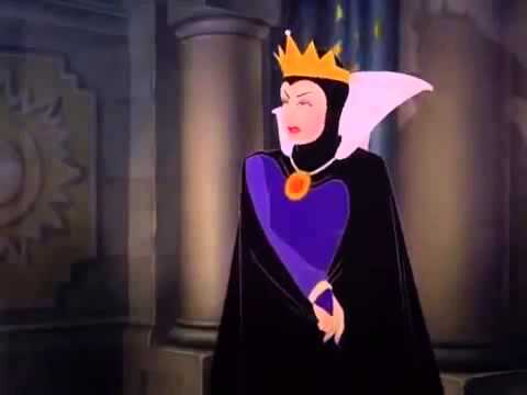 Snow White The Queen And Magic Mirror 1