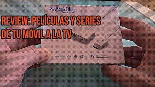 Enviar pantalla del móvil a TV para ver vídeos y películas