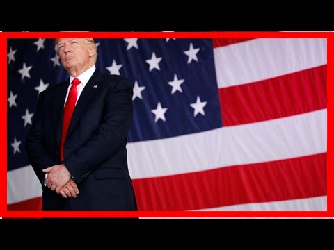 Hot News - Donald trump is the end of American democracy?