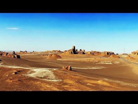 САМОЕ ЖАРКОЕ МЕСТО НА ПЛАНЕТЕ   Пустыня Ирана