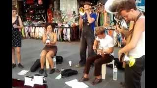 six feet down tuba skinny