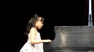 Abigail Plays Mcdowell, Mendelssohn and Debussy