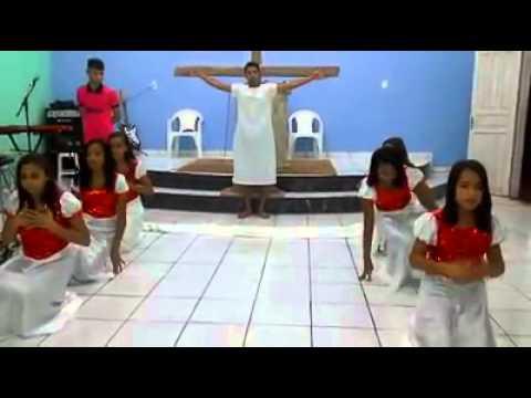 Coreografia Redenção- Fernanda Brum
