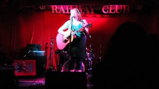 Kara Lockwood live at The Railway Club Acoustic show. 05.12.2014
