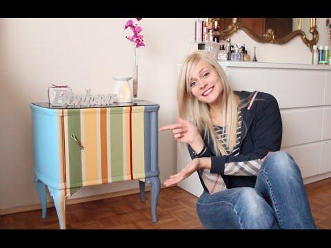 Diy room decor fai da te mobili alicelikeaudrey youtube - Mobili vecchi gratis ...
