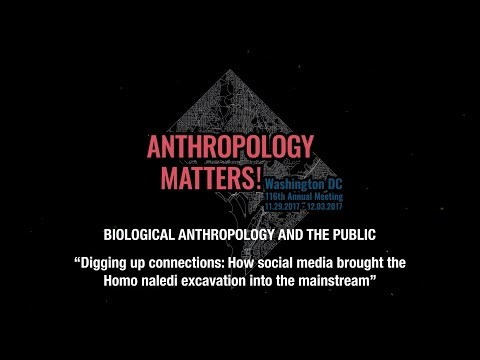 Biological Anthropology and the Public: Becca Peixotto
