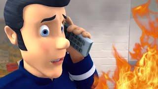 Feuerwehrmann Sam Deutsch Neue Folgen   Elvis in Gefahr 🚒Zeichentrick für Kinder