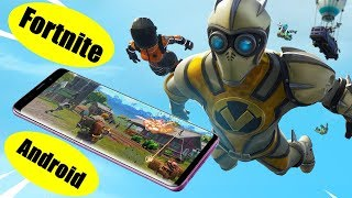 How To Download, Install, and play Fortnite Game on Android Mobile (APK)