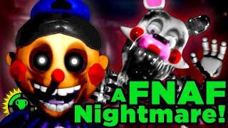 Escape FNAF's Scariest Location! | FNAF Broken Dreams (Five Nights At Freddy's Fan Game)