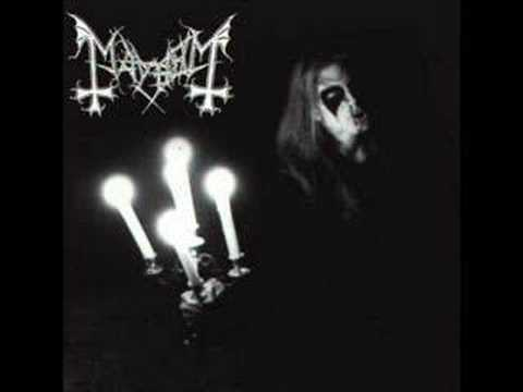 Mayhem - Pure Fucking Armageddon (Live In Leipzig 1990)