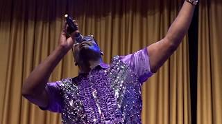 Alphonso Williams Live @Cologne Mülheim City Hall – What Becomes Of The Broken Hearted