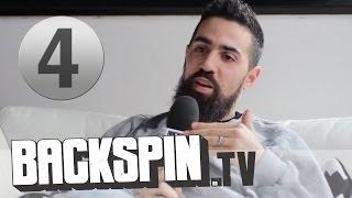 Bushido über Fler, Sido und Loyalität | BACKSPIN TV (Interview Part 4/8)