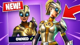 Nouvelle peau de super-héros! 'Epic Ventura Outfit' (Fortnite Battle Royale)