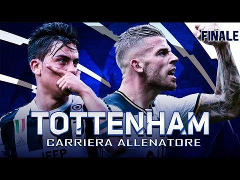 FINALE DI CARRIERA!! VOTA LA NUOVA!! - CARRIERA ALLENATORE TOTTENHAM EP.26 FIFA 18
