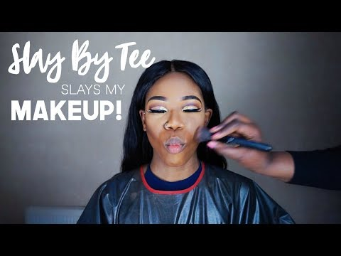 SLAY BY TEE SLAYS MY MAKEUP: Oily Skin Recommendations & Dealing With Social Media Trolls