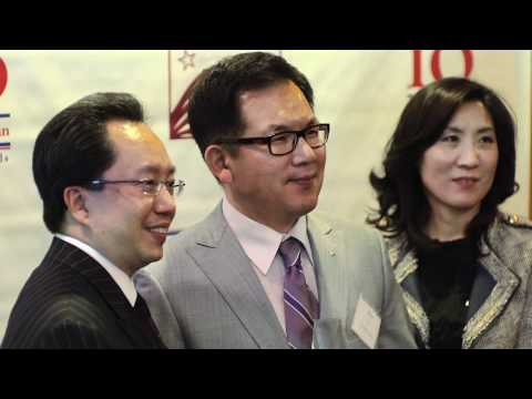 Russell Sarder wins the Top 10 Asian American Business Awards