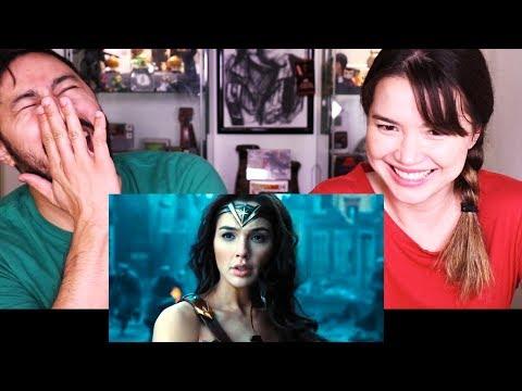 HONEST TRAILERS: WONDER WOMAN | Reaction!